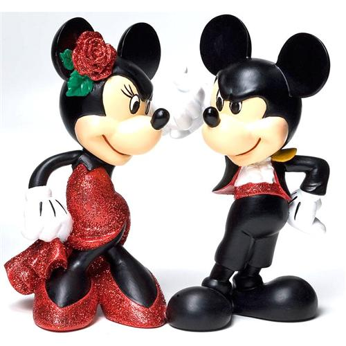Figura Mickey Paso Doble