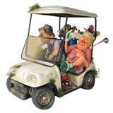Figura Buggy Golf